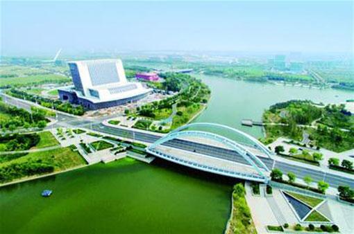 青岛高科技工业园