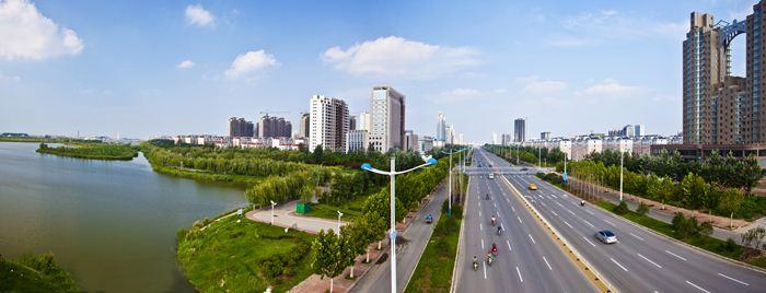 开发区发展优势 滨州北海新区位于山东省最北部,渤海湾西南岸,规划总
